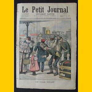 LE-PETIT-JOURNAL-Supplement-illustre-Guerre-civile-en-Colombie-19-octobre-1902