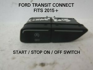 FORD-TRANSIT-CONNECT-STOP-START-ON-OFF-SWITCH-FITS-2015-AM5T-14B436-FB