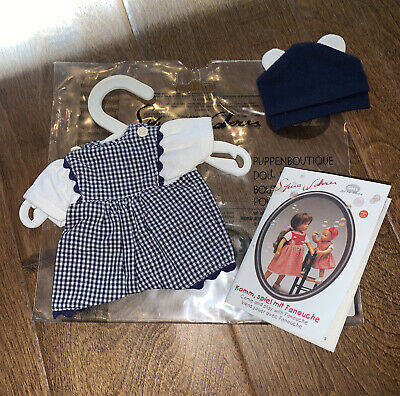"""GOTZ PUPPEN BOTIQUE DOLL OUTFIT FOR 9"""" DOLL"""