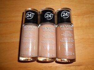 1-NEW-revlon-COLORSTAY-MAKEUP-normal-dry-skin-24hr-CHOOSE-COLOR