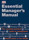 DK Essential Manager's Manual by Robert Heller, Tim Hindle (Hardback, 1998)