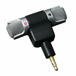 Portable-3-5mm-Mini-Cell-Phone-Microphone-Stereo-Mic-for-Chatting-Singing-Black