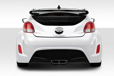 Extreme Dimensions Duraflex Replacement for 2012-2017 Hyundai Veloster Turbo D1 Rear Wing Spoiler
