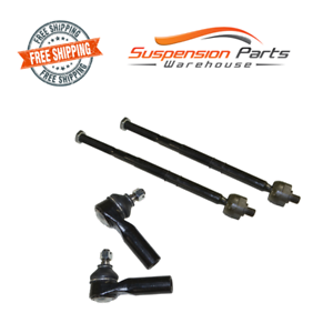 Moog New Outer Tie Rod Ends Pair For Ford Escape Mercury Mariner Mazda Tribute