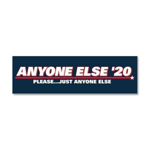 212406606 CafePress Anyone Else 2020 Car Magnet