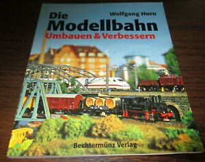 Wolfgang-Horn-Die-Model-Railway-Rebuild-And-Improve-gt-Top-Quality