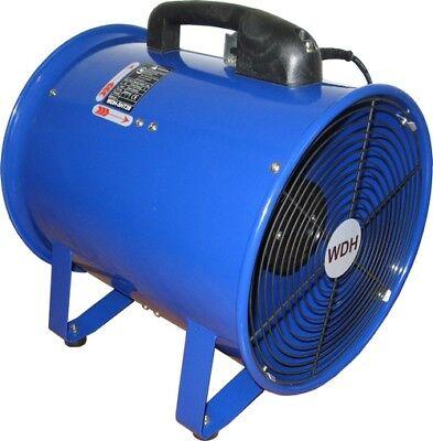 Qualifiziert Aktobis Axialgebläse Windkanone Turboventilator Wdh-sht28 Mit 2.800 M3/h ! Bautrockner Hohe QualitäT Und Geringer Aufwand