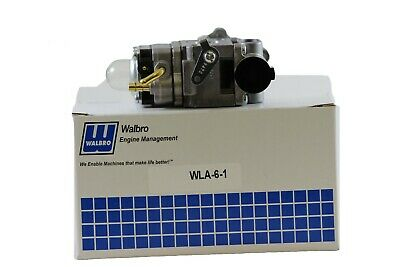 ORIGINAL Walbro WLA-6 Carburetor WLA6 Echo//Yamabiko Sprayer WLA-6-1