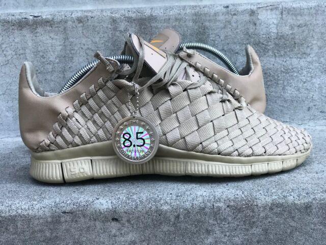 2014 Nike Free Inneva Woven Tech SP sz 9.5 Sneaker Savant Grade 8.510 DESERT