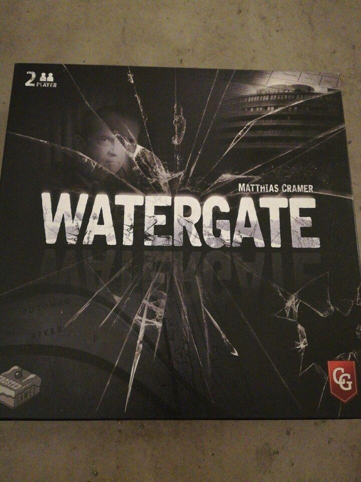 Watergate, Voksen, brætspil