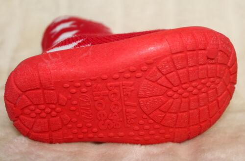 Hausschuhe Puschen Sockenschuhe Lauflernschuhe ABS Socken Hüttenschuhe