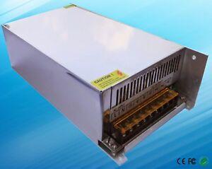 ALIMENTATORE-STABILIZZATO-TRASFORMATORE-5-10A-15A-20A-30A-AMPERE-12V-STRISCE-LED