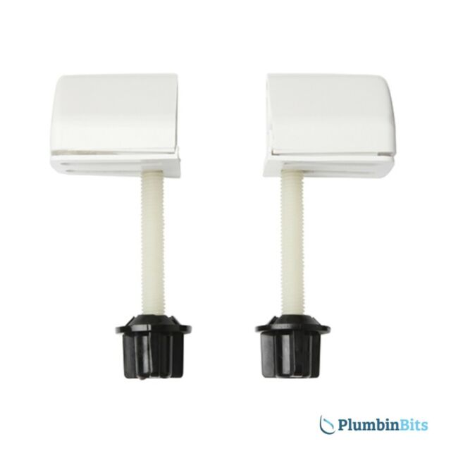 Excellent Celmac Genuine Replacement Wc Toilet Seat Hinges Bolts Dpp Fittings In White Caraccident5 Cool Chair Designs And Ideas Caraccident5Info