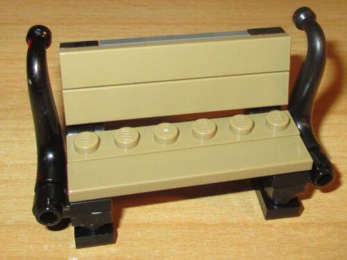 Lego City Friends Total Schicke Parkbank Stadtbank aus 10251