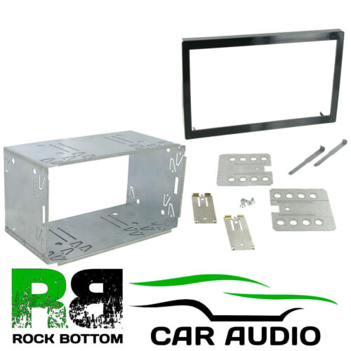 Pioneer AVH-X3800DAB 110mm Replacement Double Din Car Stereo Fascia Cage Kit