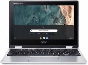 "Acer Chromebook Spin 311 11.6"" Touchscreen Notebook Laptop 4GB RAM 64GB eMMC"