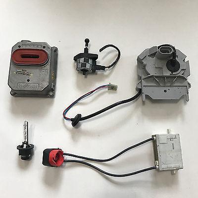 OEM AL BMW E46 3 Series Xenon Headlight Ballast Igniter Bulb Wiring Set  complete | eBay