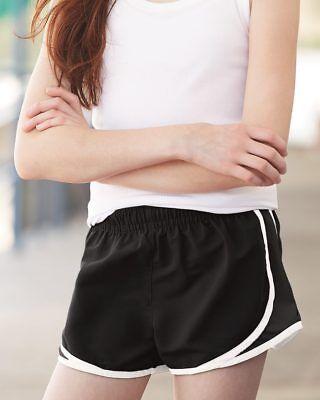 boxercraft Velocity Running Short for Youth Sizes