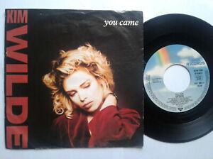 Kim-Wilde-You-Came-Stone-7-034-Vinyl-Single-1988