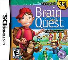 Brain Quest: Grades 3 & 4 (Nintendo DS, 2008)