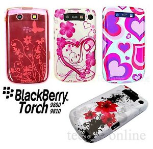 Case-Cover-Blackberry-Torch-9800-9810-Various-Designs-New
