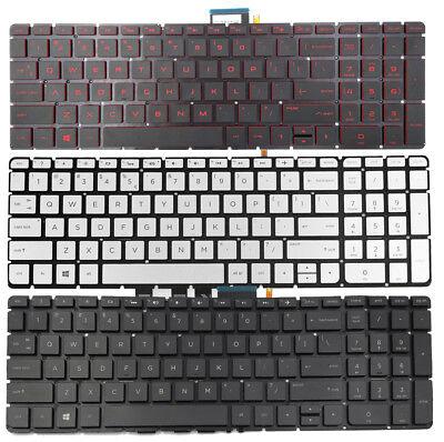 Original New For HP Pavilion 14-ab 14-ab000 14-ab100 UK Backlit keyboard