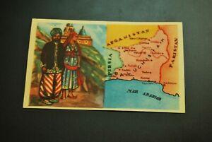 Vintage-Cigarettes-Card-Balochistan-Iran-PAKISTAN-WORLD-039-S-REGIONS
