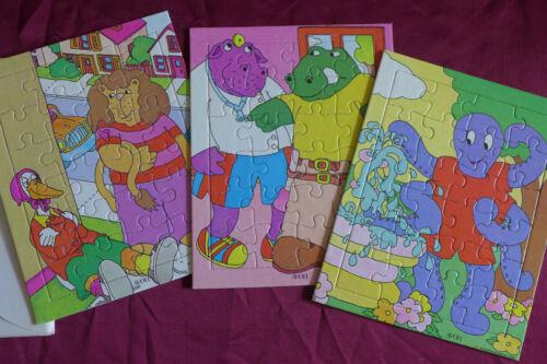 Vintage Sweet Pickles Avon Puzzles 1978 New and Unused Envelope
