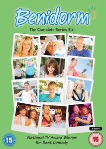 Benidorm-The-Complete-Series-6-DVD-2014-Sherrie-Hewson-cert-15-2-discs
