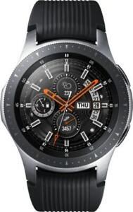 Samsung Galaxy Watch 46mm 4G 1.3/3,3cm 768MB 4GB Plateado