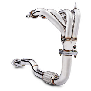 STAINLESS-EXHAUST-DE-CAT-BYPASS-DECAT-MANIFOLD-FOR-TOYOTA-CELICA-ST202-2-0-3SGE