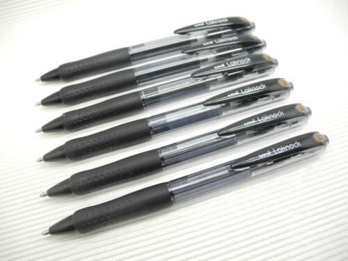 24pcs UNI LAKNOCK SN-100 1.4mm BROAD ball point pen BLUE