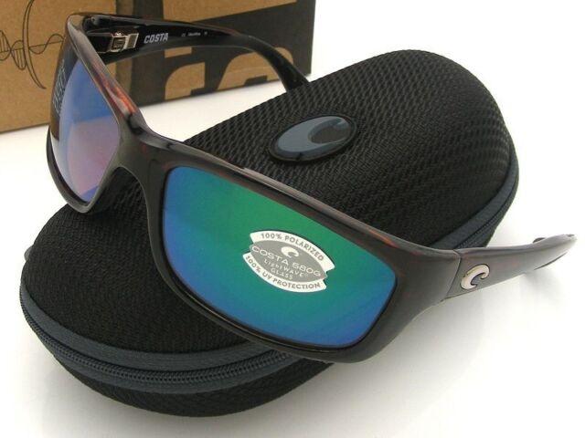 e7052fb81c2 Costa Del Mar Jose Sunglasses - Tortoise Frame 580G Green Mirror Glass Lens
