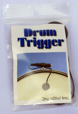 new DrumDial TRIGGER w/ TRIGGER GUARD mount drum dial bass, tom, or snare ddt1-t