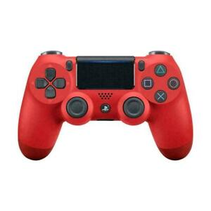 PlayStation Dualshock 4 Wireless Controller for Sony PS4 Magma Red Game Gift New
