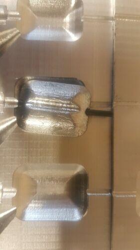 DROP OFF LEAD INLINE SAFETY WEIGHT  LEAD MOULD   2oz 2.5OZ 3OZ 3.5OZ 4OZ