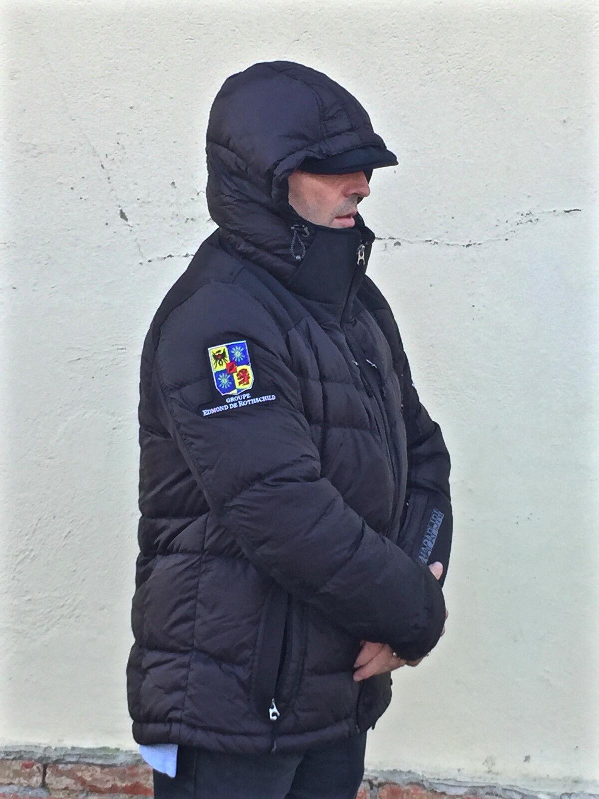 NAPAPIJRI esquí chaqueta COLECCIONISTA rolls-royce motor cars bolly talla talla talla L 350576