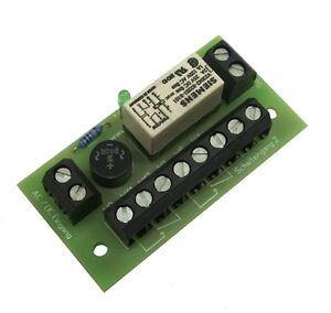 S392-5-Stueck-Universal-Fernschalter-9-24V-Relais-bistabil-mit-2-Umschalter