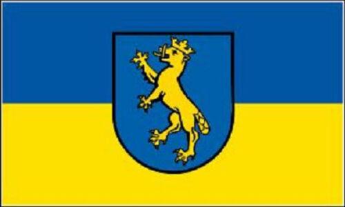 Aufkleber Biberach an der Riß Flagge Fahne 8 x 5 cm Autoaufkleber Sticker