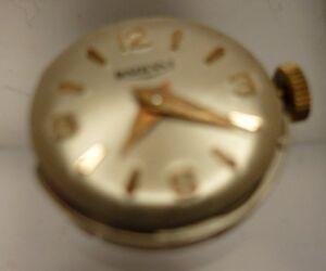 RADIANT-17-RUBIES-Reloj-mecanico-de-senora-solo-maquinaria-Funcionando