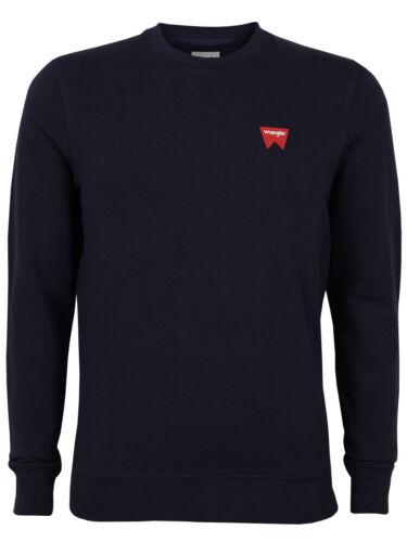 Wrangler Herren Sweater Sign of Crew