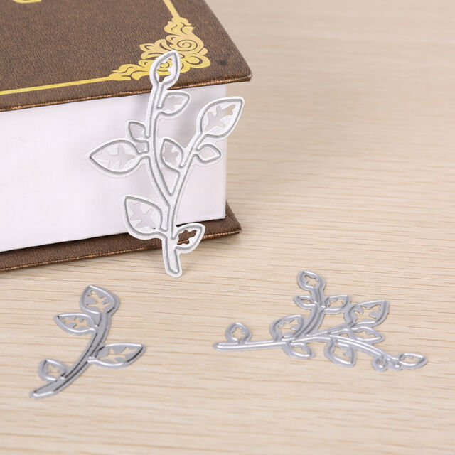 Tree  Branch Metal  Cut Dies Stencil Scrapbook Album Paper Card Emboss Craft GT