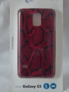 Coque Protection Rigide Antichoc Pour Samsung Galaxy S5 Homday X-Pert Design