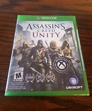 Assassin's Creed: Unity Microsoft Xbox One Brand New Factory Sealed Game!