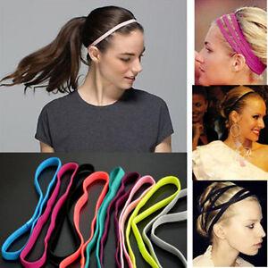 Women-Men-Headband-Hair-Rope-Yoga-Sports-Elastic-Band-Stretch-Hair-Accessories