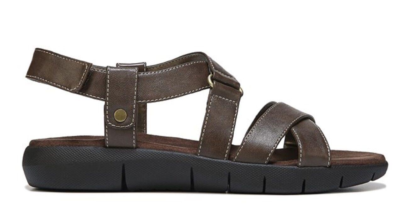 A2 Memory Aerosoles Wip Save Sport sandals Memory A2 Foam Cushioned Brown sz 11 Med NEW 78d3f5
