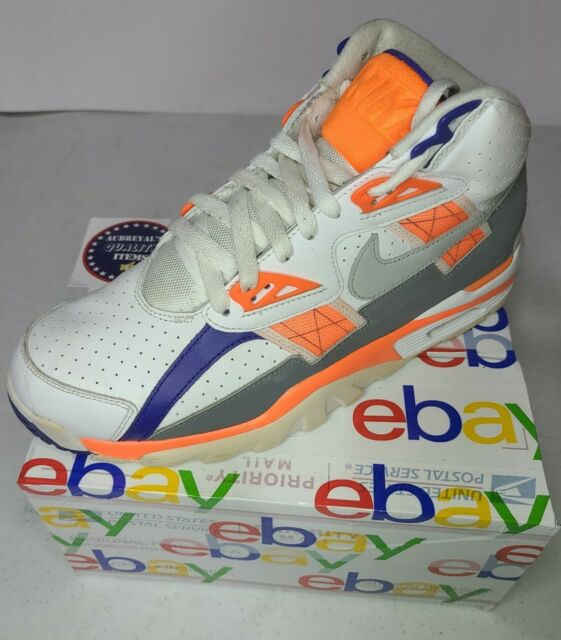 Chirrido Espectacular ambulancia  Size 9 - Nike Air Trainer SC High Bo Jackson - 302346-106 for sale online |  eBay