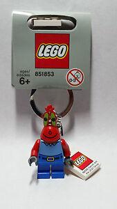 Tout nouveau Lego - M. Krabs Keyring (2006) 851853 Sponge Bob Squarepants