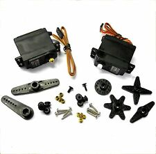 GS-5509MG+3630 3kg Throttle & 9kg High Torque Steering RC Car Servo Metal Gear