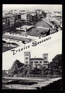 TREVISO-SOUVENIR-CARTOLINA-FG-VG-1961-ED-M-Z-T-BROMOFOTO